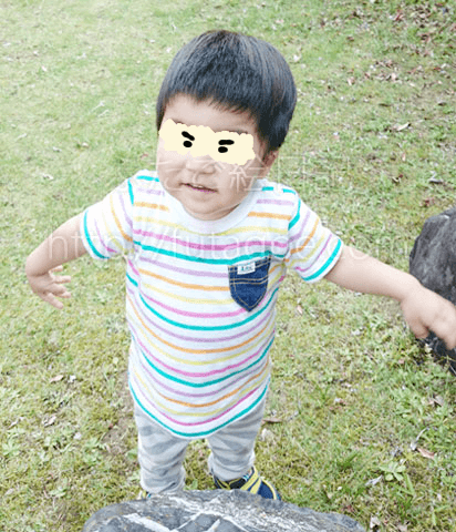 幼児バリカン髪型07