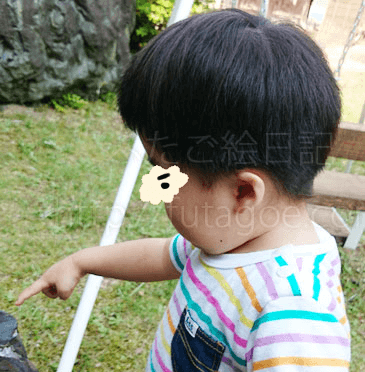 幼児バリカン髪型08
