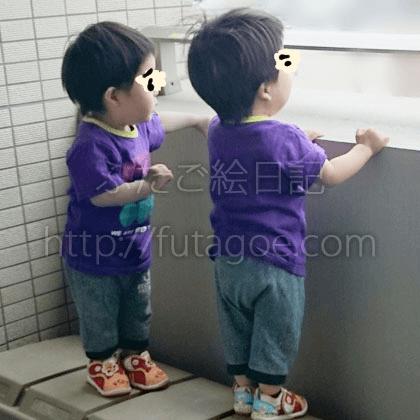 幼児バリカン髪型05