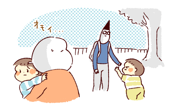双子と動物園05